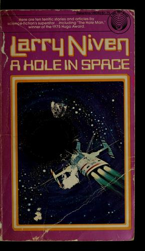 A Hole in Space by Larry Niven