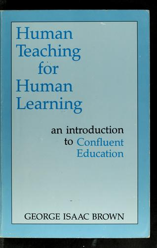 Download Human teaching for human learning