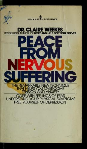 Download Peace from nervous suffering