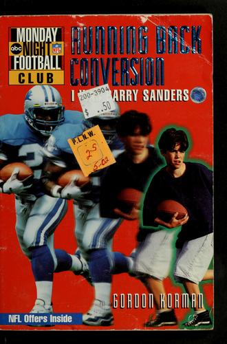 Running back conversion