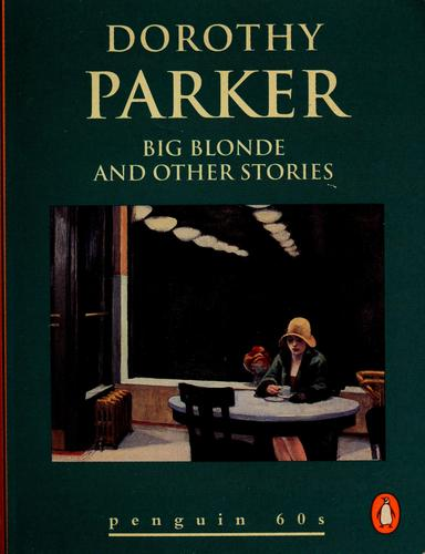 Download Big blonde and other stories