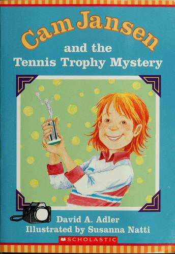 Download Cam Jansen and the tennis trophy mystery
