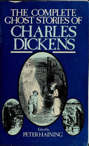 Download The complete ghost stories of Charles Dickens