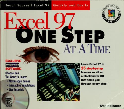 Download Excel 97 one step at a time