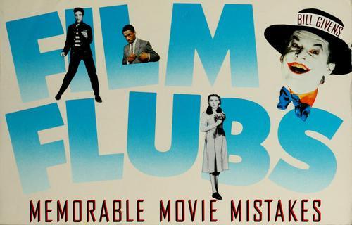 Film flubs
