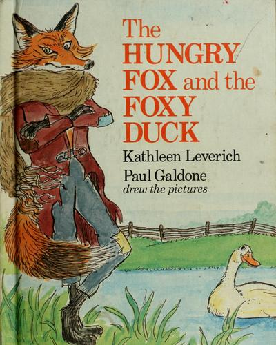 The hungry fox and the foxy duck