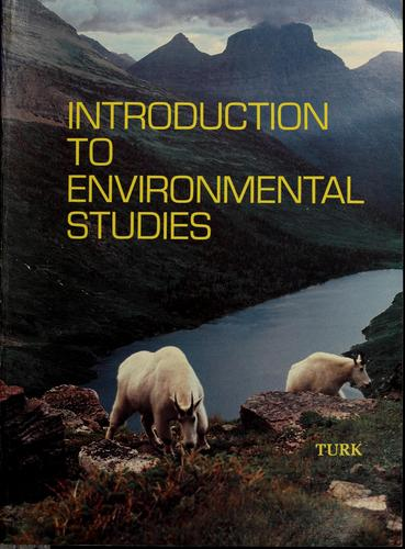 Download Introduction to environmental studies