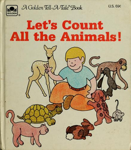 Let's count all the animals! by Jim E. Kulas