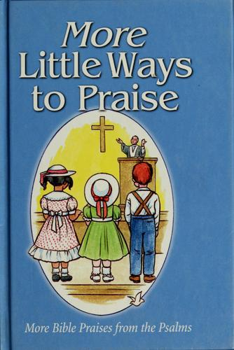 Download More little ways to praise