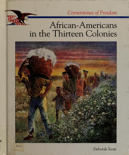 Download African-Americans in the thirteen colonies
