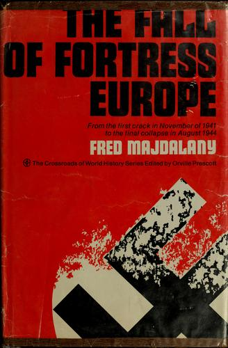 The fall of Fortress Europe.