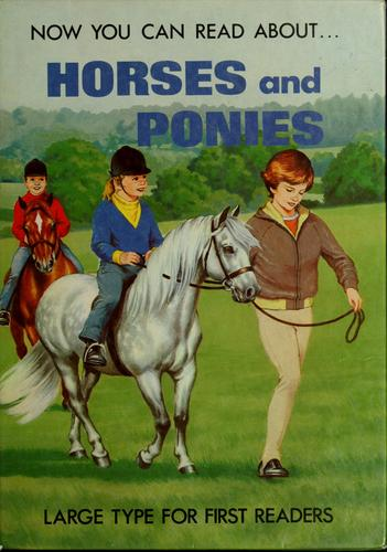 Horses and ponies by Stephen Attmore