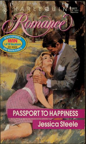 Passport to happiness by Jessica Steele