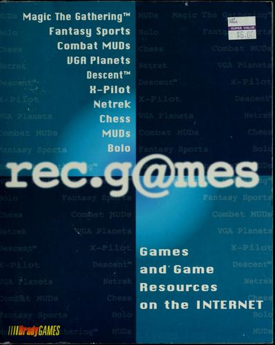 Rec.g@mes by Joseph Grant Bell