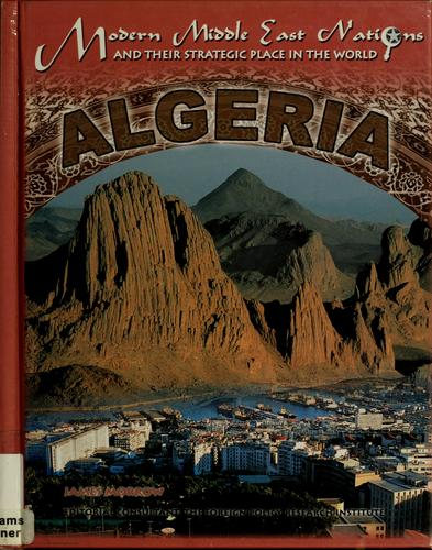 Algeria by James Morrow
