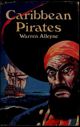 Caribbean pirates by Warren Alleyne